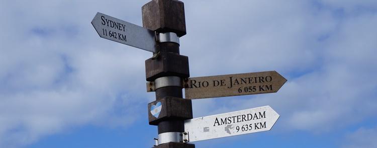 どこに行きたい?