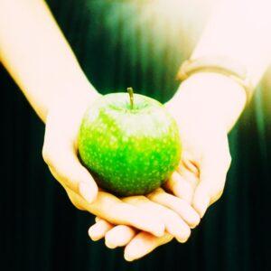 青りんごの気持ち
