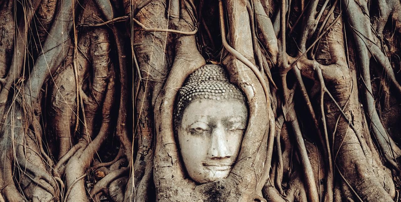 タイのブッダ